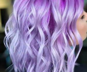 beauty, pink hair, and hair image