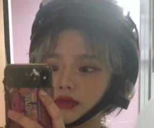 asian girl, bad girl, and korean image