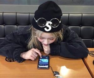asian girl, cool, and korean image