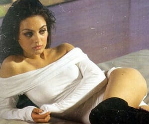 Mila Kunis, sexy, and Hot image