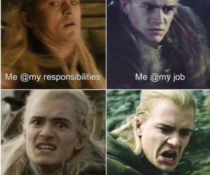 Legolas, me, and LOTR image
