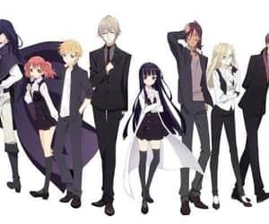 comedy, inu x boku ss, and ririchiyo shirakiin image