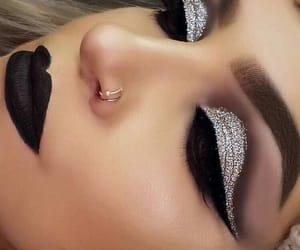 eyeshadow, makeup ideas, and makeup image
