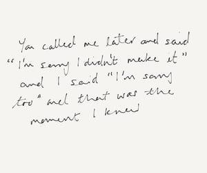 Taylor Swift, the moment i knew, and Lyrics image