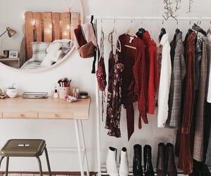 room, fashion, and bedroom image