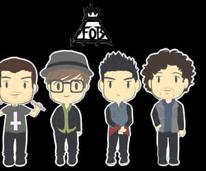 fall out boy and fanart image