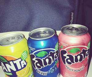 drink, drinks, and fanta image