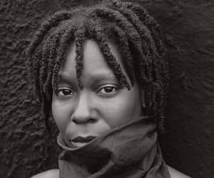 herb ritts and whoopi goldberg image