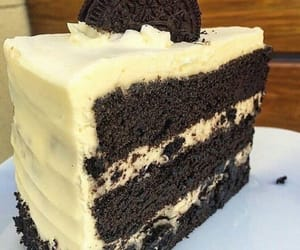 cake, food, and oreo image