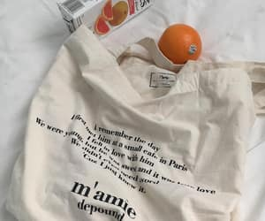 aesthetic, white, and bag image