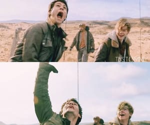 godless, newt, and thomassangster image