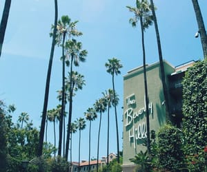 america, Beverly Hills, and nature image
