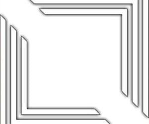 square, tumblr, and overlays image