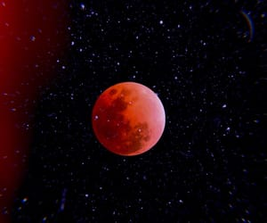 blood, eclipse, and july image