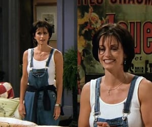 fashion, friends, and monica geller image