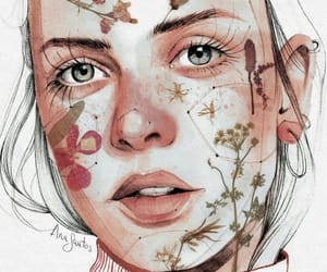 arte, dibujo, and ilustracion image