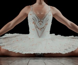 aesthetic, ballet, and black image