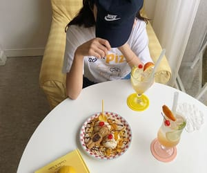 coffee, food, and korean food image