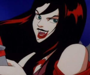 hex girls, red, and scooby doo image