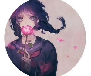 anime, girl, and anime girl image