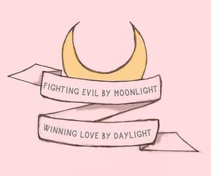 sailor moon, quotes, and moon image