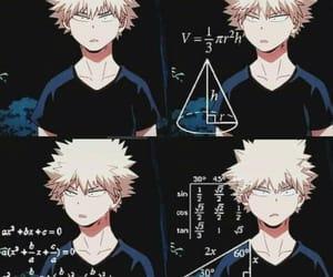 academia, anime, and funny image