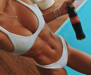 abs, workout, and get fit image