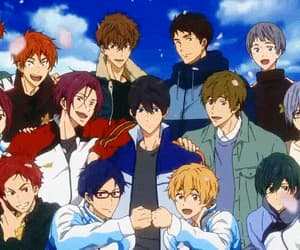 anime, love, and dailyfree image