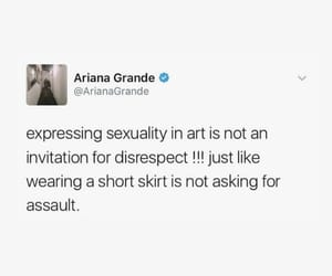 feminist, arianagrande, and grlpwr image