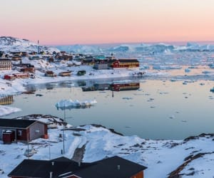 nuuk and groenland image