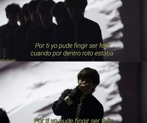 frases and bts image