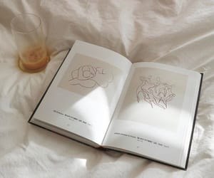 aesthetic, book, and soft image