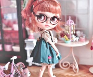 adorable, glasses, and doll glassess image