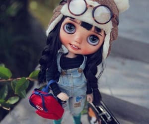 adorable, doll, and dolls image