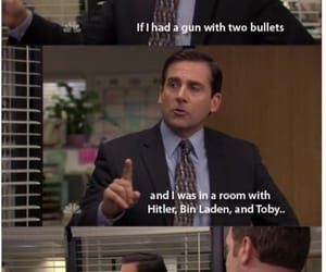 funny, michael, and office image
