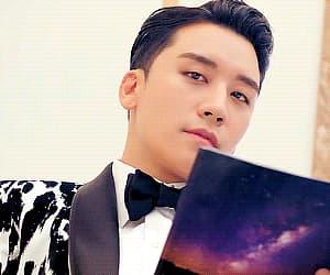asian, seungri, and big bang image
