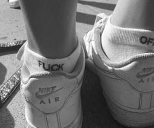 air, fuck you, and nike image