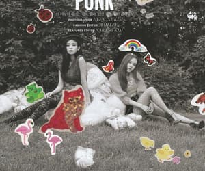 rose, jennie, and blackpink image