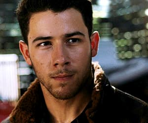 actor, nick jonas, and funny face image