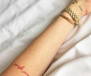 tattoo and maggie lindemann image