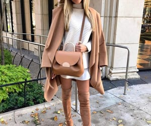 Blanc, brown, and camel image