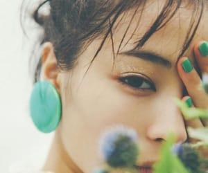 actress, japan, and model image