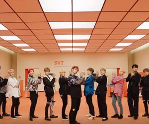 boys, Seventeen, and clap image