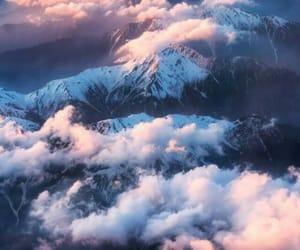 wallpaper, clouds, and lockscreen image