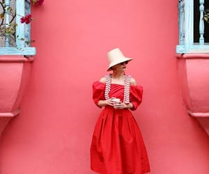 fashion, dress, and blair eadie image