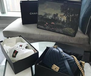 beuty, chanel, and gucci image