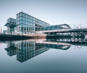 architecture, germany, and long exposure image