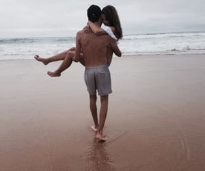 forever, ocean, and love image