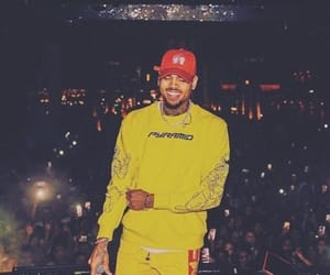 chris brown, boy, and breezy image