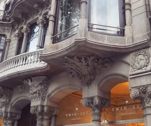 architecture, Barcelona, and brand image